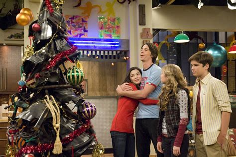 ichristmas icarly photo 33276009 fanpop