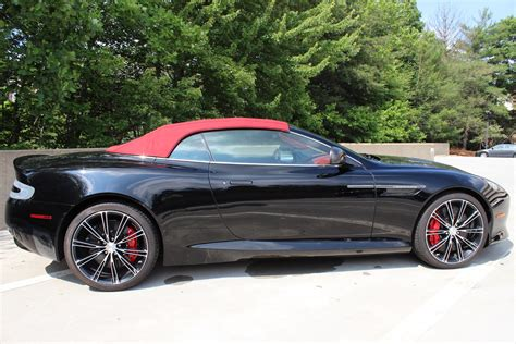 aston martin db9 volante 2014 2014 aston martin db9 volante stock 4nb15042 for sale