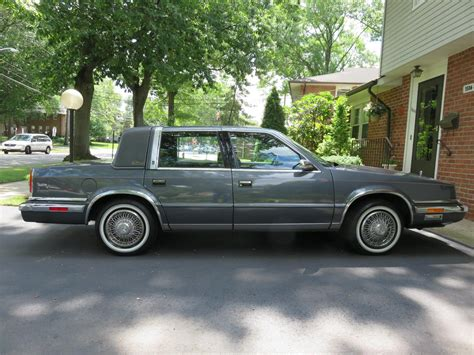 Chrysler New Yorker 1988 by 1988 Chrysler New Yorker For Sale Classiccars Cc