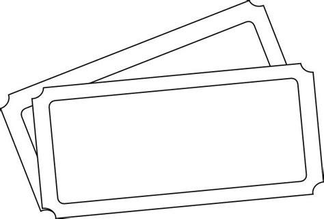 blank admit one ticket template admit one oversized ticket template raffle ticket