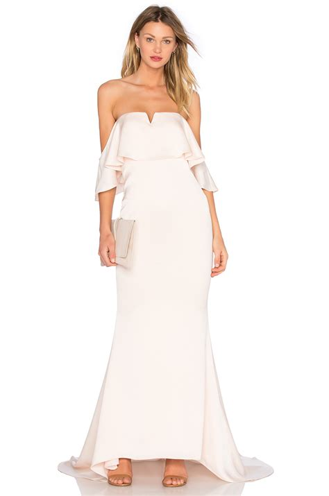 revolve dresses friends x revolve the santa barbara dress in white lyst