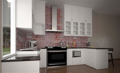 design kitchen set harga kitchen set lemari pakaian sliding rak tv