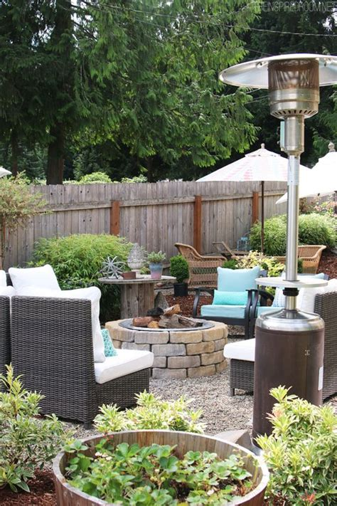 Easy Gravel Patio by Pits Summer Vacations And Easy Diy On