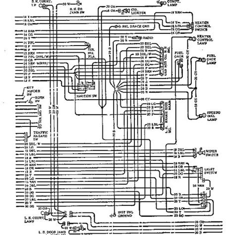 wiring diagram for 1966 pontiac tempest wiring free