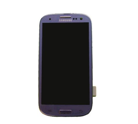 Samsung S3 Gt I9305 samsung galaxy s3 gt i9305 digitizer lcd screen and frame assembly in blue including free tools