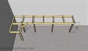 Cheap Garage Plans garage workbench plans myoutdoorplans free woodworking plans and