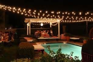 White Patio Lights 100 Foot Globe Patio String Lights Set Of 100 G50 Clear Bulbs With White Cord Set Of Patio
