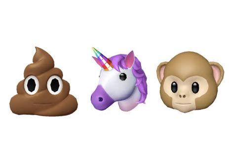 iphone x emoji new ios leak unveils the iphone x 3d animated emoji id more highsnobiety
