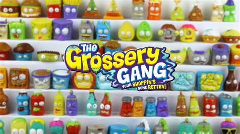 grossery series 3 the grossery series 1 complete collection