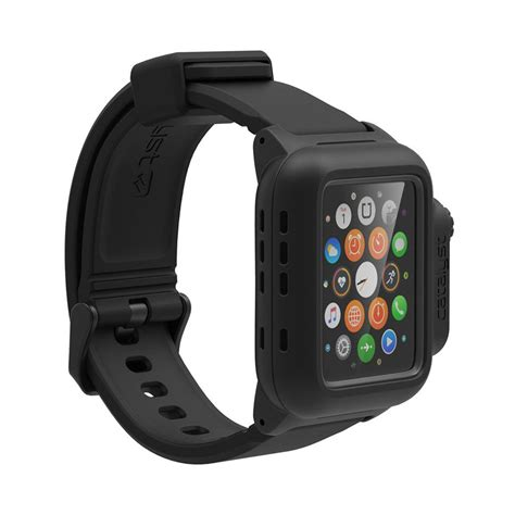 Catalyst Waterproof For Apple 42mm Original Stealth Black waterproof for 42mm apple series 1 catalyst