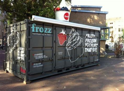 Comercial Kitchen Design Spotmarker Frozz Container Bar