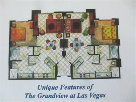 grandview suites floor plan room layouts at the grandview resort picture of the