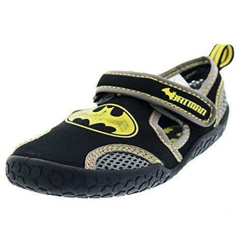 dc comics batman water shoe bms153 boys toddler slip on