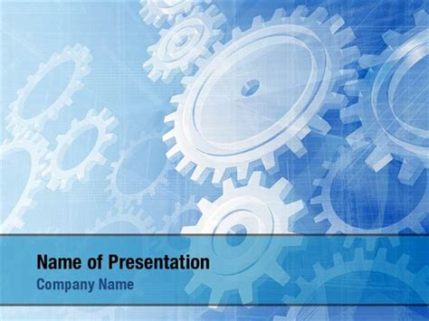 engineering powerpoint template mechanical wheels powerpoint templates mechanical wheels