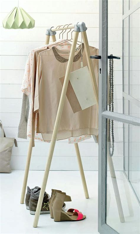 Diy Clothes Rack Wood by Diy And Crafts Clothing And Clothing Racks On