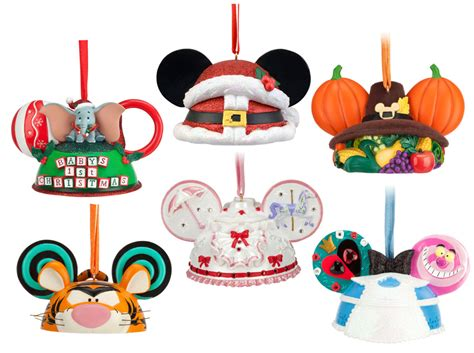 disney ear hat ornaments available july 21 187 disney d55