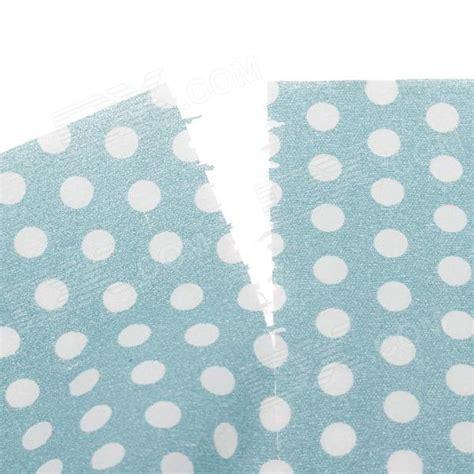 white pattern paper roll novelty polka dot pattern toilet paper 3 layer roll tissue