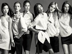 Gap Design Editions White Shirts By Doori Thakoon And Rodarte by Estelle Lefebure Williams