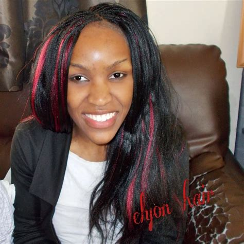crochet braids hairstyles with expression hair for black women crochet pick n drop braids with xpression hair crochet