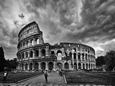 Roma Black arrivederci roma black and white rome