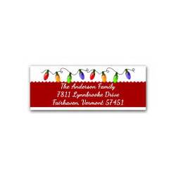 Christmas Return Address Labels   Website Resume Cover Letter