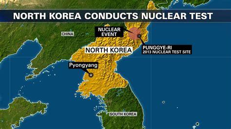 Mexico Corea Mexico Strongly Condemns Korea Nuclear Test