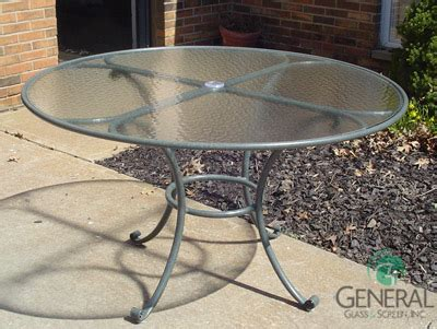 Glass Replacement Glass Top Patio Table Replacement Parts Patio Table Top Replacement