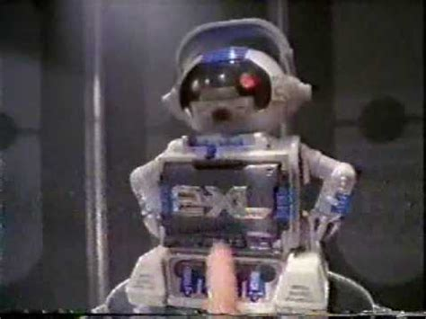 robot film from the 90s 2 xl robot toy commercial youtube