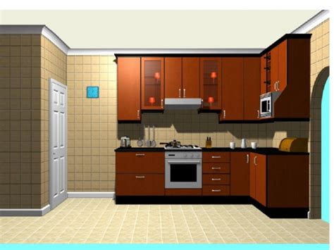 10 Free Kitchen Design Software To Create An Ideal Kitchen Design Kitchen Free