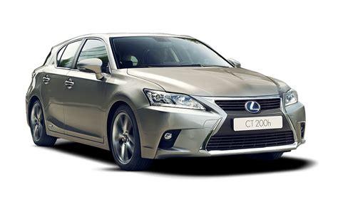 Lexus 200 Ct H by Lexus Ct 200h Le Luxe Version Hybride