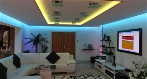 ceiling mood lighting visualchillout port solent 21 tintagel way