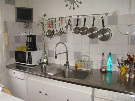 cuisine pr駑ont馥 carreau blanc pour cuisine id 233 es novatrices de la