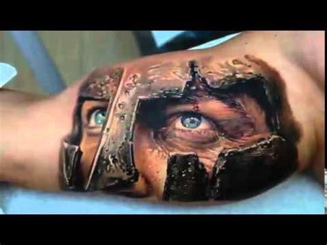 tattoo 3d en el brazo ideas de tattoos para hombres youtube
