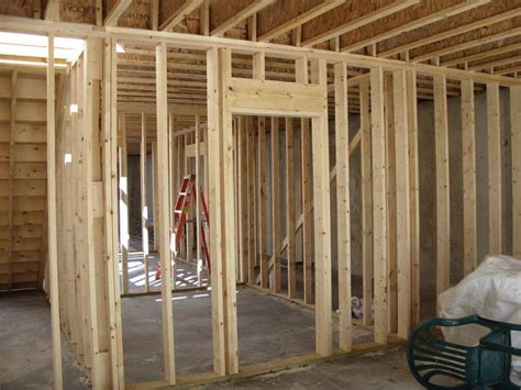 how to repair how to frame walls for basement wall framing how to frame basement walls