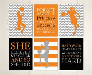Small Bedroom Ideas For Couples basketball decor personalized girls wall art soccer room