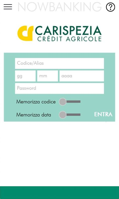 cariparma nowbanking privati nowbanking l app gruppo cariparma credit agricole