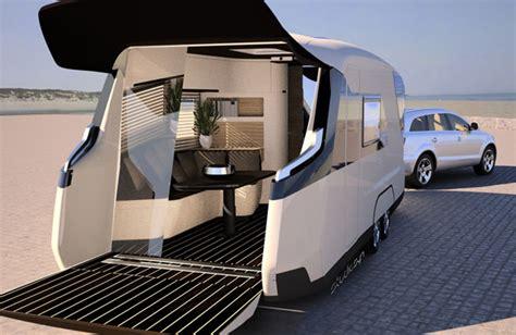 caravan design caravisio concept caravan by knaus tabbert tuvie