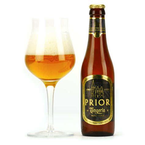 tongerlo prior triple biere belge blonde dabbaye