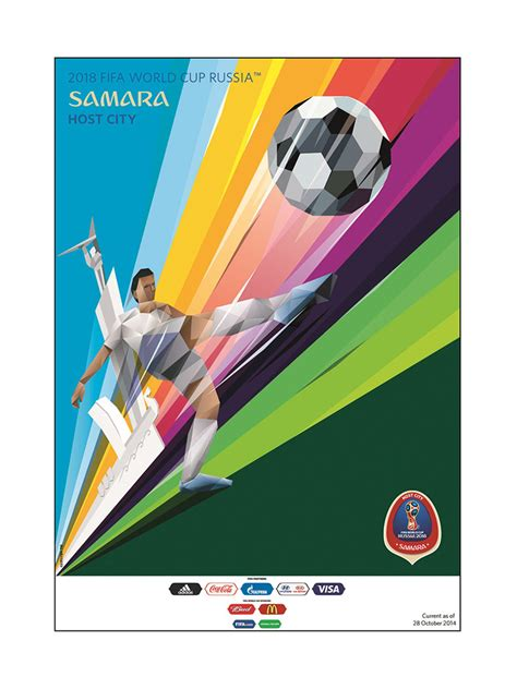 russia s 2018 world cup posters