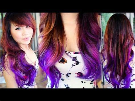 tutorial ombre rambut tanpa bleaching the 25 best stripping hair colors ideas on pinterest