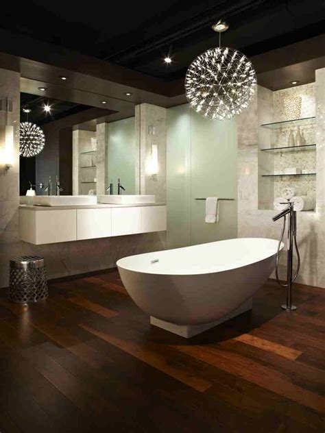 Modern Bathroom Floor Lighting Design Ideas To Decorate Bathrooms Lighting Stores