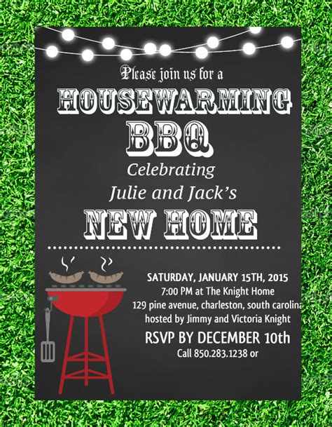 12 Amazing Housewarming Invitation Templates To Download Sle Templates Housewarming Invitation Template
