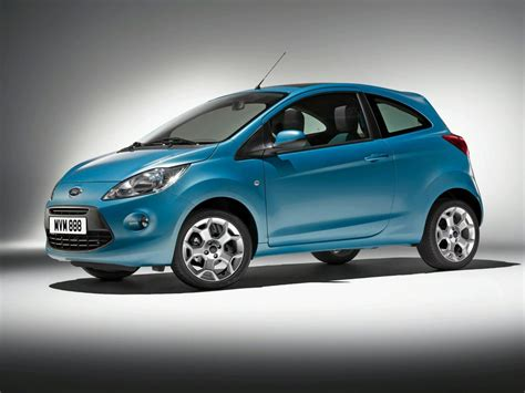 small ford cars ford sees no future for the ford ka