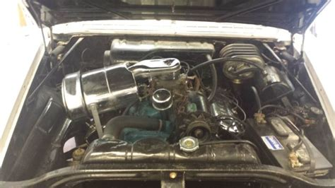 Baru Corner Imperial Stainless 4 Liter 1958 chrysler imperial 2 door coupe original quot hemi quot