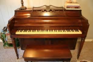 Winter Backyard Wurlitzer Piano Happy Hens