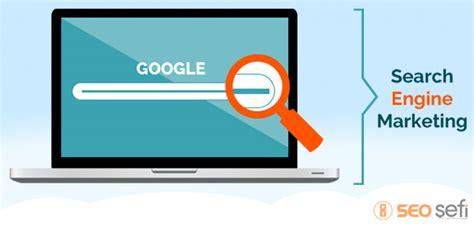 Search Engine Marketing Sem Search Sem Nedir