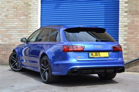 Blue Audi Rs6 by Used Sepang Blue Audi Rs6 Avant For Sale Buckinghamshire