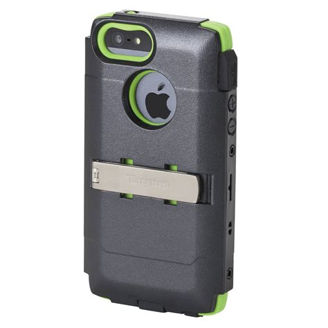 targus rugged max pro targus safeport rugged max pro for iphone 5 tfd00105us b h