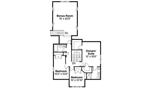 craftsman house floor plans craftsman house plans ambridge 10 323 associated designs