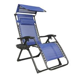 Zero Gravity Patio Chair New Zero Gravity Chair Lounge Patio Chairs Outdoor With Canopy Cup Holder Rf Ebay